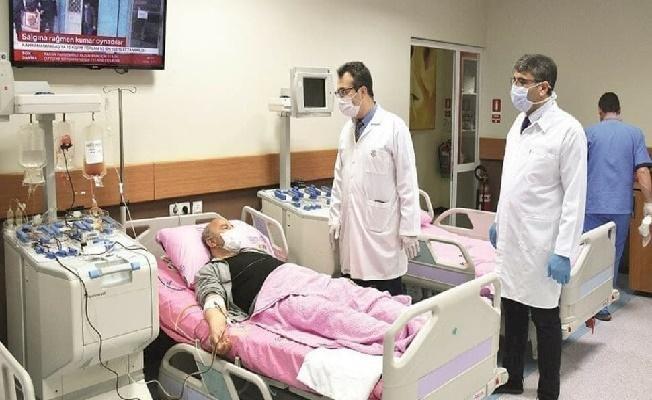Covid-19 hastaları ömürlerinden 10 yıl kaybediyor