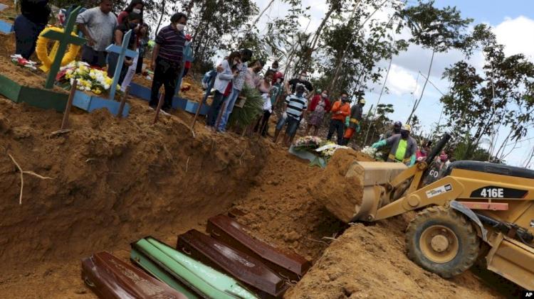 Brezilya, Meksika ve Hindistan'da son durum:  3 bin 145 ölü