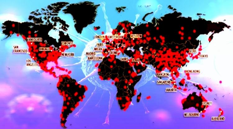 Covid-19 salgınında ülkelere göre ölüm oranı kaç?