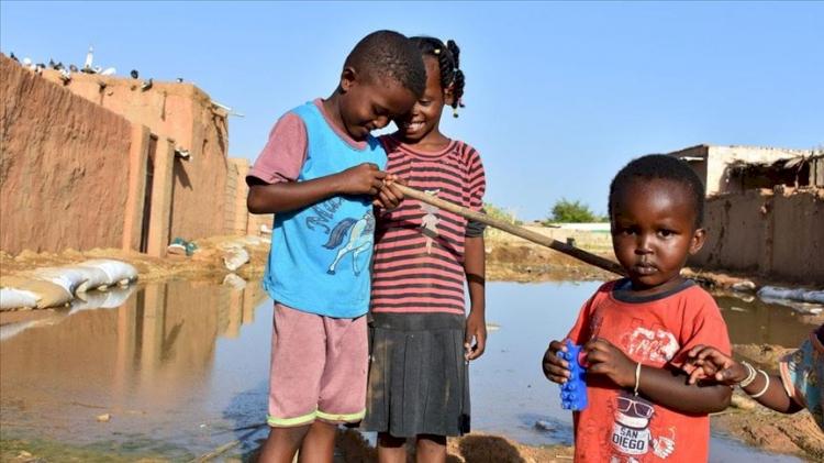 Selin vurduğu Sudanlılar uzanacak yardım elini bekliyor
