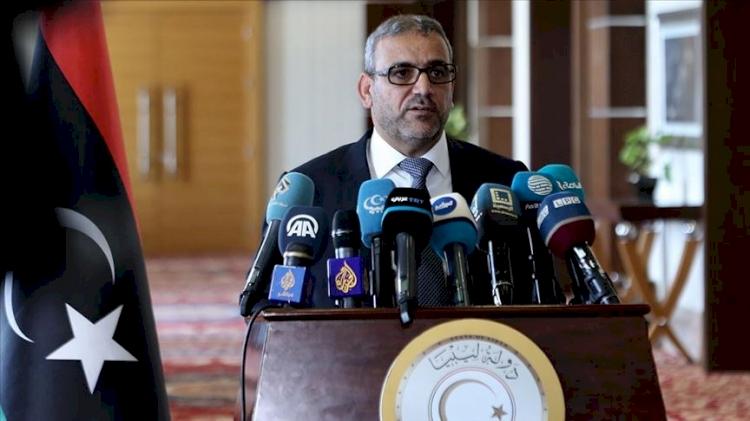 Libya Devlet Konseyi Başkanı Mişri: Anayasa referandumu ve seçimlerle geçiş dönemini sonlandırmak istiyoruz