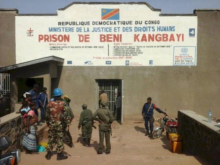 Kongo Demokratik Cumhuriyeti'nde 52 mahkum yetersiz beslenme nedeniyle öldü
