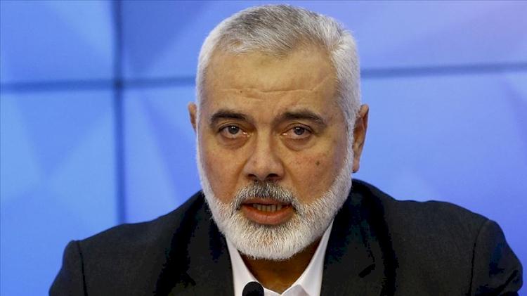 Hamas lideri, Abbas ile 'İşgalci İsrail'le normalleşme anlaşmalarını' görüştü