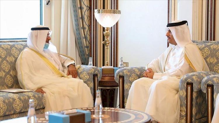 KİK Genel Sekreteri'nden Katar'a sürpriz ziyaret