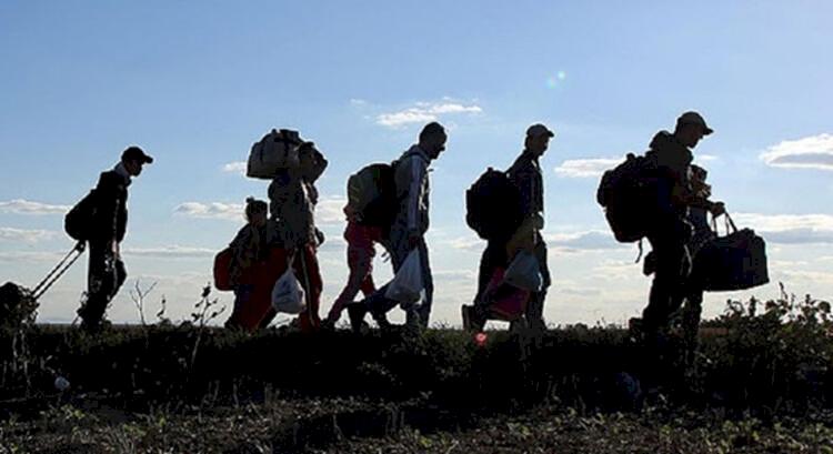 Yerinden edilen insanların yüzde 80'i işlerini kaybetti