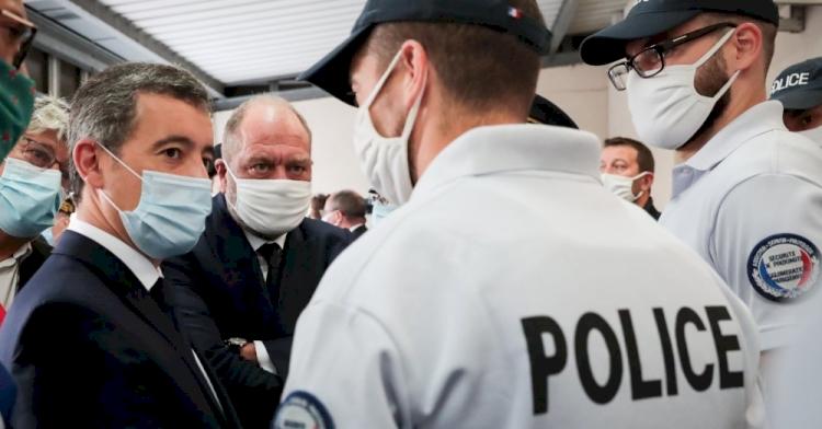 Fransa'da İslam düşmanlığı pik yaptı: Skandal karikatürlere karşı çıkanlar sınır dışı edilecek