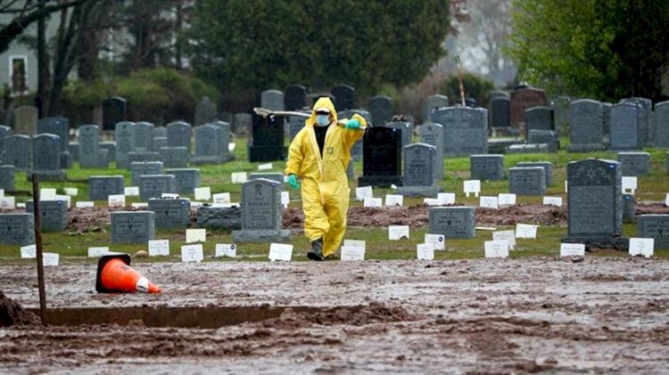 ABD'de ölü sayısı 260 bini geçti