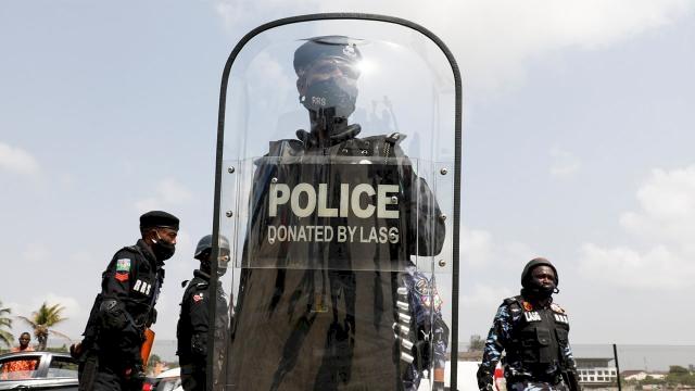 Nijerya'da silahlı çetelerin kaçırdığı 16 kişi kurtarıldı