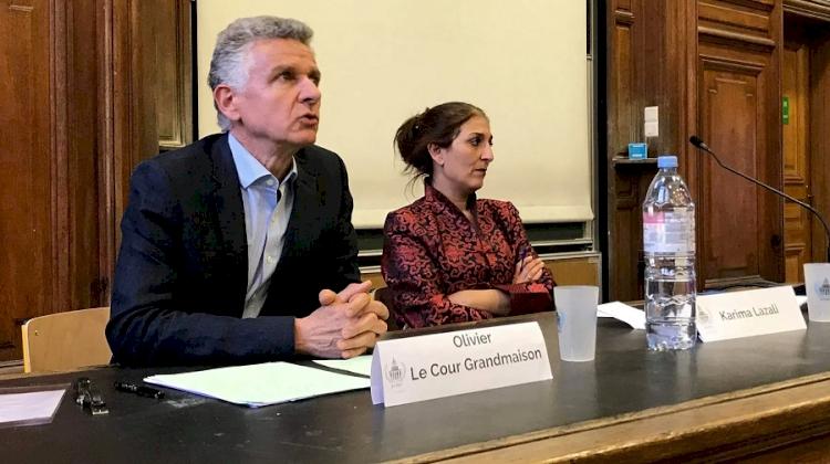 Fransa'ya içeriden tepki: Dehşet verici söylemlere tanık oluyoruz