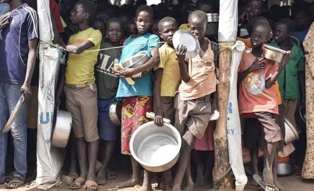 Güney Afrika'da 12 milyon kişi gıda kriziyle karşı karşıya