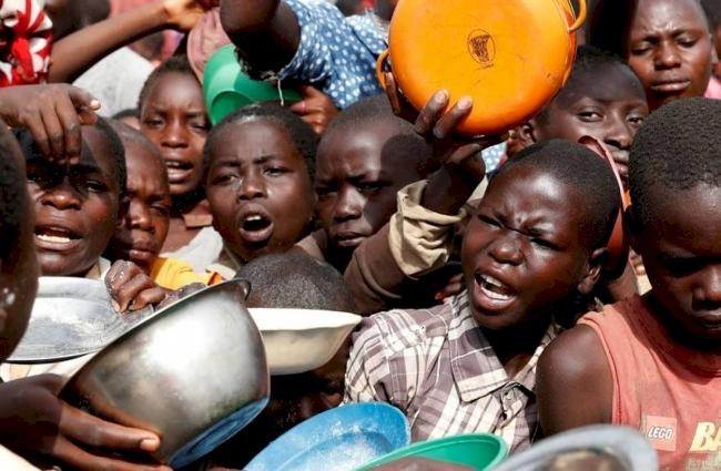 BM'den uyarı: 34 milyon insan 'açlıktan bir adım uzaklıkta'