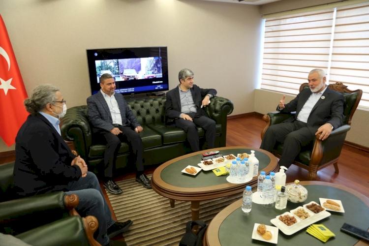 Heniyye, Türkiye-Mısır yakınlaşması ile Filistin seçimleri üzerine önemli açıklamalarda bulundu
