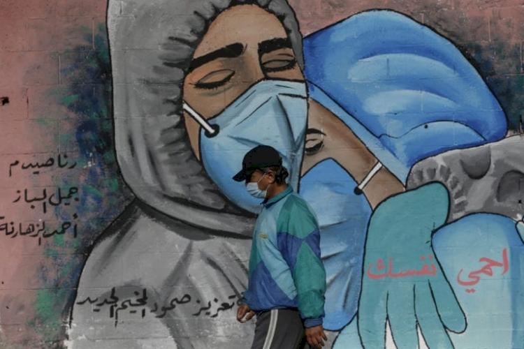Gazze Şeridi'ne aşı ablukası