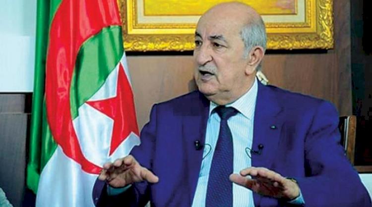 Cezayir Cumhurbaşkanı Tebbun, 'ayrılıkçıların' ülkedeki gösterileri istismarına izin vermeyeceklerini söyledi