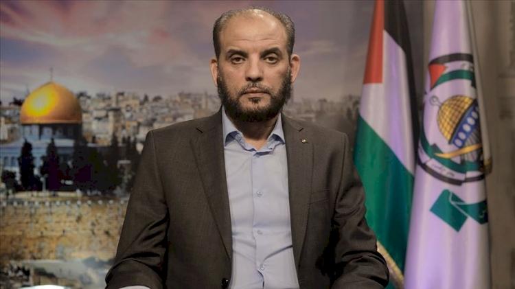Hamas, İşgalci İsrail'in seçimlere müdahalesini durdurmak için uluslararası görüşmeler yürüttüğünü açıkladı
