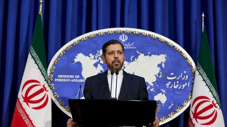 İran Dışişleri Bakanlığı Kızıldeniz'de ülkesine ait bir gemide patlama olduğunu doğruladı