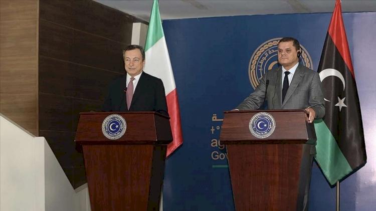 Avrupa liderlerinin son dönemde Libya'ya üst üste düzenlediği ziyaretlerin hedefi ne?