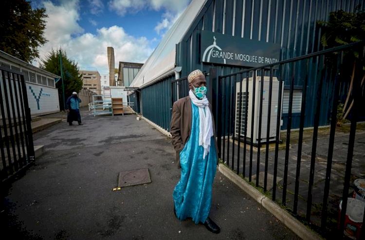 Fransa'da Pantin Camii yeniden açılıyor