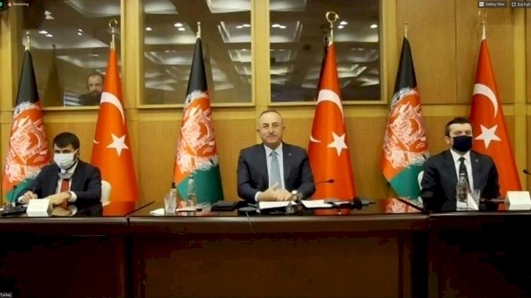 Çavuşoğlu: Afganistan konferansı ramazan sonrasına ertelendi