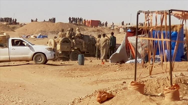 Çad'da muhalif askeri koalisyon 'halkı zorbalıktan kurtarmak için' ilerleyişinin sürdüğünü açıkladı