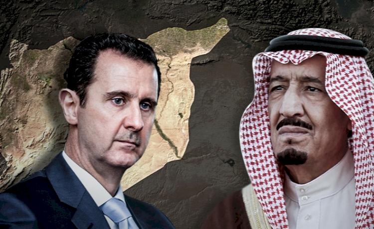 Rai el Yavm: 'Riyad, bayramdan sonra Şam'daki büyükelçiliğini açacak'