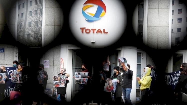 Fransız petrol şirketi Total Myanmar'da cuntayı finanse ediyor