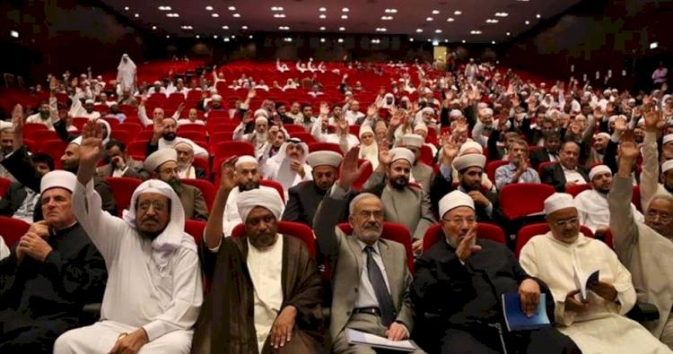 Alimler Birliği'nden İslam ülkelerine çağrı: Kınamakla kalmayın fiili adımlar atın