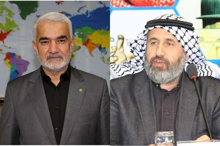 Filistin Alimler Birliğinden HÜDA PAR Genel Başkanı Yapıcıoğlu'na tebrik mesajı