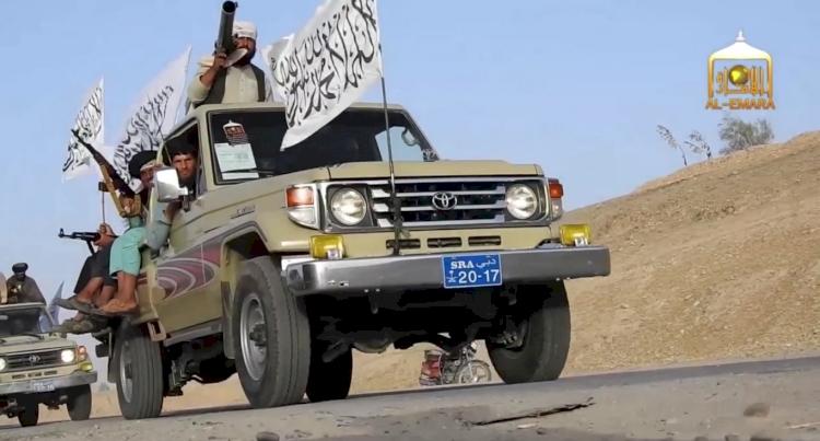 Taliban'ın alan hakimiyeti hızla genişliyor