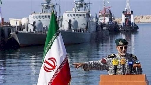 İran Atlas Okyanusu'na filo gönderdi