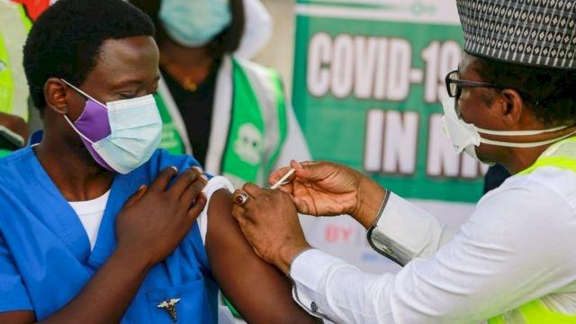 DSÖ: Her 10 Afrika ülkesinden 9'u eylül ayı aşı hedefine ulaşamayacak