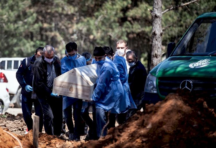 Türkiye'de son 24 saatte 51 kişi vefat etti