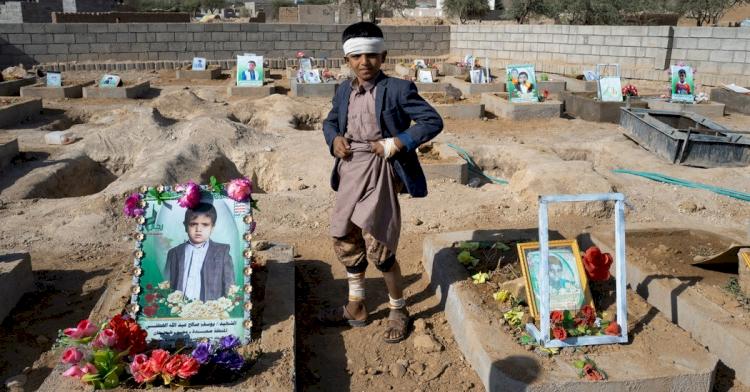 BM: 2020'de Suriye, Yemen, Somali ve Afganistan'daki iç savaş nedeniyle 8 bin 400 çocuk öldü
