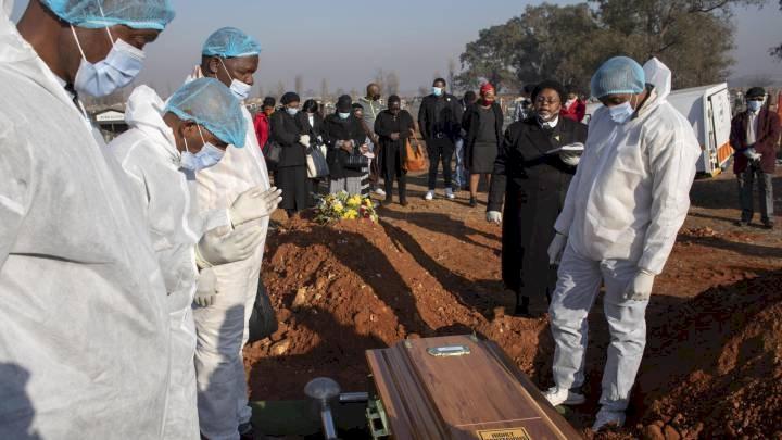 DSÖ: Afrika'da vaka ve ölümler yüzde 40 arttı