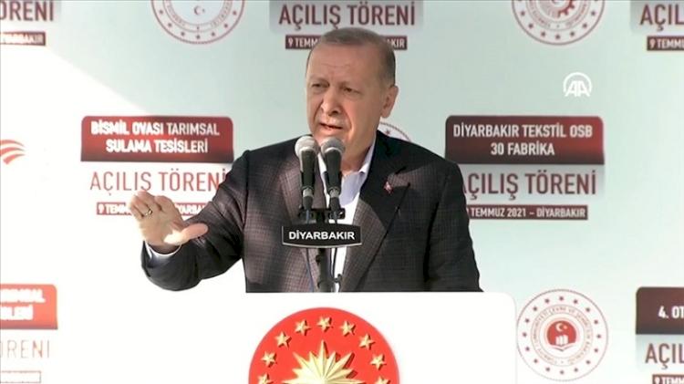'Çözüm sürecini biz sonlandırmadık, kendilerinden olmayanlara hayat hakkı tanımayan HDP'nin gizli gündemi sonlandırdı'