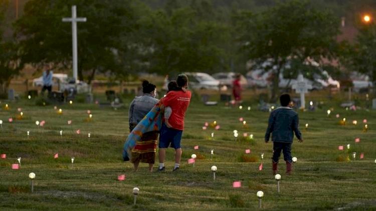 Kanada'da isimsiz çocuk mezarları skandalı