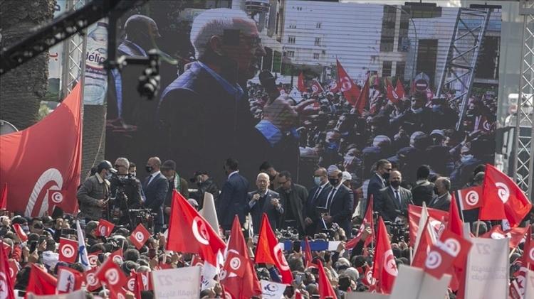 Nahda Hareketi'nden 'kapsamlı ulusal diyalog' çağrısı