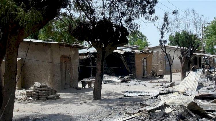 Nijerya'da silahlı çetelerden köylere baskın