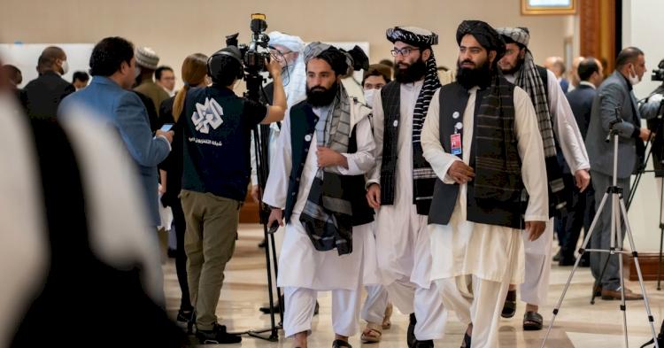 Alman yetkililer Katar'da Taliban'la görüştü