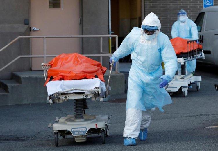 Meksika'da can kaybı 270 bini aştı