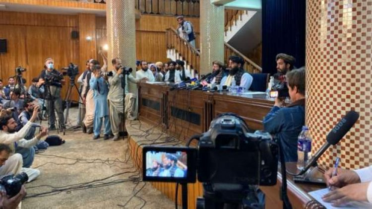Taliban Sözcüsü: Ülkemizi özgürleştirdik, içte ve  dışta düşman istemiyoruz