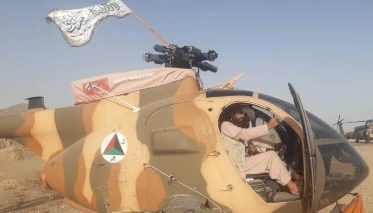 ABD'nin Afgan Ordusuna 83 milyar dolarlık yatırımı Taliban'a kaldı