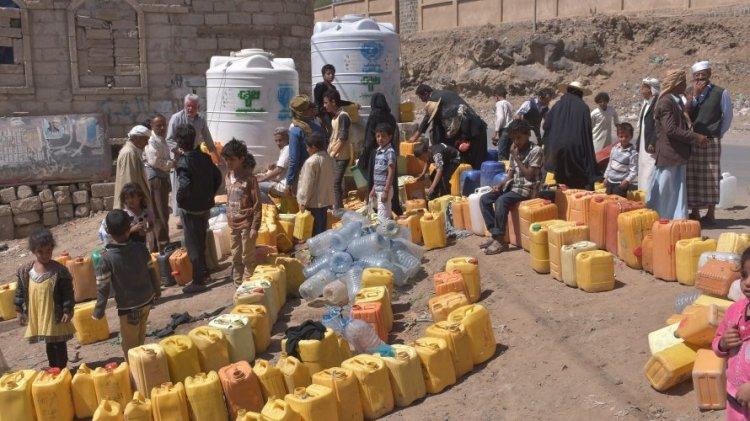BM'den uluslararası topluma Yemen'deki su ve hijyen sektörleri için acil fon çağrısı