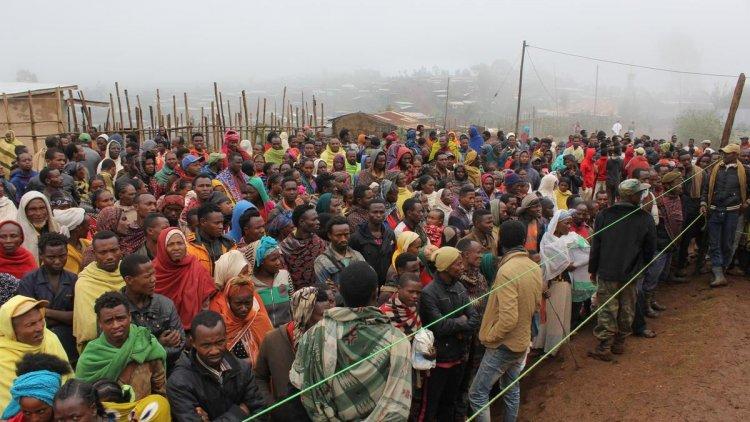 Etiyopya'daki çatışmalardan 4,5 milyon kişi etkilendi