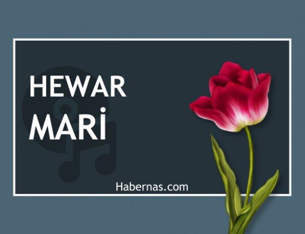 HEWAR MARİ (Zazaca)