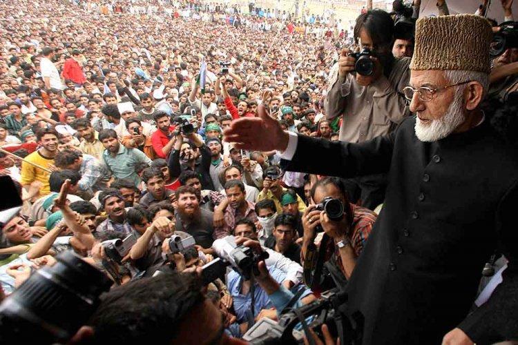 Keşmir'e adanan bir ömür: Seyid Ali Şah Geylani Hakk'a yürüdü