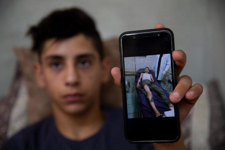 İşkenceye uğrayan Filistinli çocuk: Sokağa çıkmaya korkuyorum