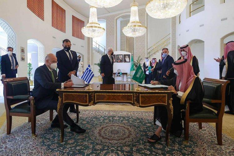 Yunanistan Suudi Arabistan'a Patriot bataryası gönderdi