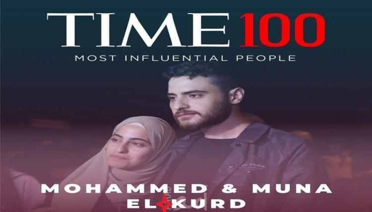 Şeyh Cerrah Mahallesi'nde yaşananları dünyaya duyuran kardeşler Time'ın listesinde
