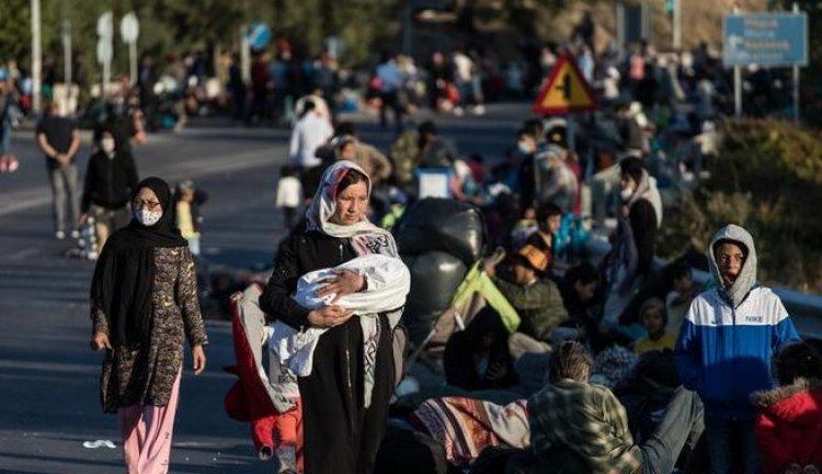 AB'ye iltica başvuruları Kovid-19 salgını öncesindeki seviyeye yaklaştı, Suriyelileri Afganlar izledi
